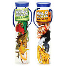 Wild World Safari & Dinosaurs Animal Figure Toys Set You Choose