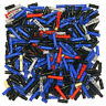 More images of Lego Technic - Pegs Pins Clip - Selection of 320 Parts - Black Blue Grey - NEW