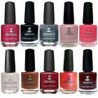 JESSICA NAIL POLISH VARNISH COLLECTION 14.8ML COLOUR SELECTION ORIGINAL NEW
