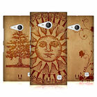 HEAD CASE DESIGNS WOOD ART CASE COVER FOR NOKIA LUMIA 735