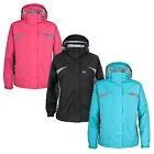 Trespass AMIATA Womens Ladies Padded Windproof Rain Coat Waterproof Jacket