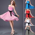 CHEAPEST! Fashion Womens Bridesmaid Dresses Formal Party Prom Evening FAST SHIP