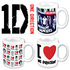 One Direction Becher - 1D Offizielle Tassen Kaffeetassen Boyband Pop cool