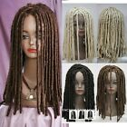 Dreadlock Style Full Wigs Long Curls Rolls Hair Drama Cosplay Costume Party Wig