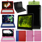 10.1 Quad Core Android 4.4 KitKat Tablet 8GB Bluetooth Bundle Keyboard 10 inch