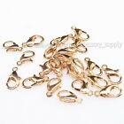 Wholesale Vintage 5 Colors Plated Charms Alloy Lobster Clasps Findings