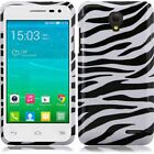 For Alcatel ONETOUCH Pop Star LTE HARD Protector Case Snap On Phone Cover