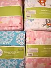 Circo Flannel Sheet Set Hearts Snowflakes Russian Dolls Bunny Twin Full Queen