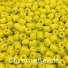 50g glass seed beads - Opaque, size 6/0 (approx 4mm) - choice of colours, craft <br/> BUY 4 GET 1 FREE, Mix &amp; Match (add 5 items to basket)