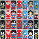 Cute Hero Series Silicone Soft Case Cover For Apple iPod/iPhone/Samsung Galaxy