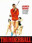 Thunderball - 1965 - Movie Poster  #2 $14.99 USD