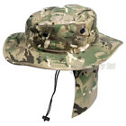 HELIKON TACTICAL ARMY MILITARY GI BOONIE JUNGLE BUSH HAT HIKING FISHING MTP CAMO