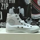 Converse All Star Classiche Tela Tutte Bianche Total White Adulto Canvas 2017