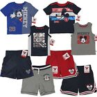 Disney Mickey Mouse Tank Top, T-Shirt, Shorts for Boys - Kid's Sports Apparel