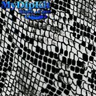 Hydrographics Film Hydro Dipping Golden Cobra Snake Skin Pattern AP-16-31-FILM