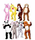 Adult Big Head DELUXE MASCOTS Fancy Dress Festival Sports Animal Event Character