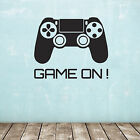 Game On ! Wall Sticker - Gaming Wall Sticker