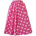 Adult Polka Dot Circle Skirt