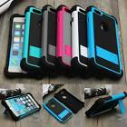 Dot Rugged Hybrid TPU+PC Shockproof Stand Case Cover For Apple iPhone 6 4.7''