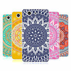 HEAD CASE MANDALA SILICONE GEL CASE FOR SONY XPERIA Z3 COMPACT D5803