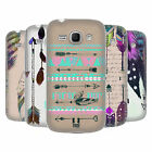 HEAD CASE LOVE FEATHERS SILICONE GEL CASE FOR SAMSUNG GALAXY ACE 3 S7270