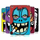 HEAD CASE UGLY FACES SILICONE GEL CASE FOR APPLE iPAD MINI 3