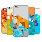 HEAD CASE ORIGAMI SILICONE GEL CASE FOR APPLE iPHONE 6 PLUS 5.5