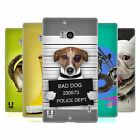 HEAD CASE FUNNY ANIMALS SILICONE GEL CASE FOR NOKIA LUMIA 930