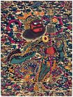 High Quality POSTER on Paper or Cotton Canvas.Decor.Asian.Kabuki.Japan.4010