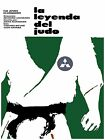 High Quality POSTER on Paper or Canvas.Decor.Judo Black belt.Green.4020b