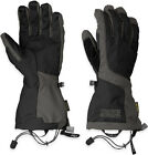 OUTDOOR RESEARCH MENS ARETE GLOVES- BLACK (062215)