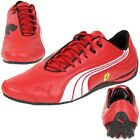 Puma Drift Cat 3 SF NM Ferrari leather Formel 1 Leder rot