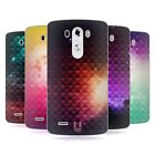 HEAD CASE PRINTED STUDDED OMBRE SILICONE GEL CASE FOR LG G3 D850