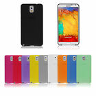 0.3mm Thin Matte Case Cover Bumper for Samsung Galaxy Note 3 III N9000 N9005
