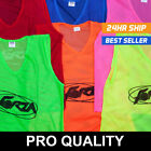 Football Training Bibs / Vests ** HIGH QUALITY** [5 Pack]