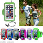 Sports Jogging Gym Running Armband Strap Case Key Holder For Samsung Note1,2.3,4
