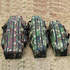 New Fishing Rod Lures Case Storage Bag Travel Strap Tackle Tool Camouflage 2016