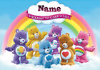 PERSONALISED CUTE BEARS BOTTLE OPENER KEYRINGS - All Ages! - Great Party Gifts