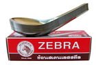 CHINESE  THAI JAPANESE SOUP/RICE/SPOONS BY ZEBRA HIGH QUALITY STAINLESS STEEL
