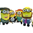 DESPICABLE ME MINIONS SOFT PLUSH TOYS OFFICIAL GIFT QUALITY COSTUME EDITION