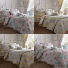 Dreams 'N' Drapes Patsy Floral Patchwork Print Reversible Duvet Cover Set