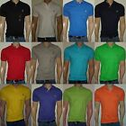 MEN POLO RALPH LAUREN SOFT TOUCH INTERLOCK POLO SHIRT STANDARD FIT S M L XL XXL