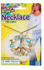 Hippie Peace Sign Necklace Forum FREE USA SHIPPING 74750