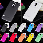Ultra Matte Slim Thin Clear Hard Back Case Cover For Samsung S3 S4 S5 Note 2 3