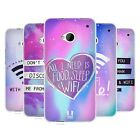HEAD CASE WIFI LOVE SILICONE GEL CASE FOR HTC ONE