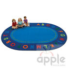 Philippians 4:13 Literacy Oval Rug - Carpets for Kids - Free Shipping