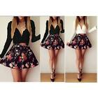 Fashionable Black/White Women's Long Sleeve Short Slim Dress Hot Selling