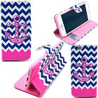 Vintage Stand Flip Card Holder Wallet Leather Hybrid Case Cover For iPhone Phone