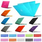 For MacBook Pro 13 Air 13 11 Pro 15 Retina Hard Rubberized Case Keyboard Cover