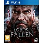 Lords of the Fallen Limited Edition PS4 Game Sony PlayStation 4 PS4 Brand New